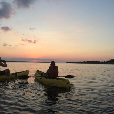 Sunset Paddle Tours